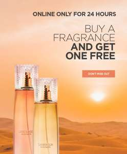 KIKO MILANO - Buy one fragrance & get another one FREE (Online Promotion) £33.90