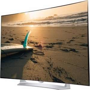 "LG 55EG910V - 55"" 3D Curved OLED Smart TV - 1080p £1179.00 rlrdistribution"