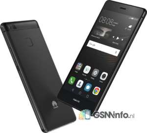 Huawei P9 Lite Black on PYG £150 Vodafone