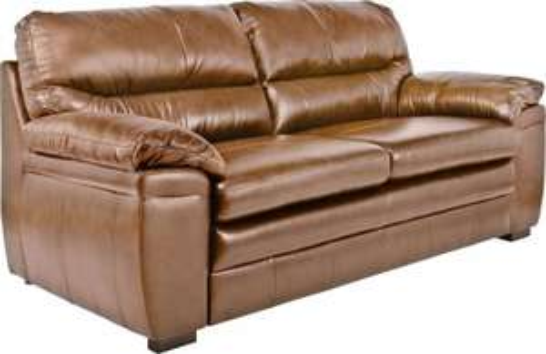 Simone Premium Leather Large Sofa - Delivered with Free Returns £394.39 @ Argos eBay