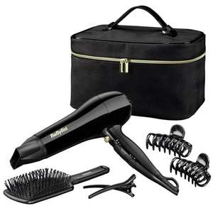 BaByliss Sheer Glamour Styling Collection Dryer Gift Set  £12.99  argos/ebay