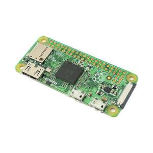 Pi Zero back in stock £6.50 delivered @ PiHut