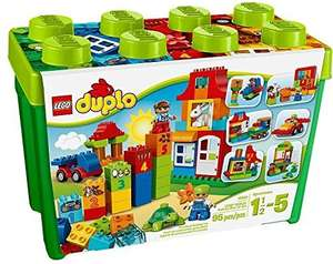 LEGO DUPLO 10580: Deluxe Box of Fun £17.50 @ Sainsburys Instore SE26 (Clearance aisle)