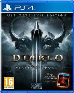 Diablo 3 Reaper of Souls, Ultimate Evil Edition PS4/Xbox One. £14.99  (Prime) / £16.98 (non Prime) @ Amazon