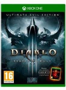 [Xbox One] Diablo III: Reaper of Souls - Ultimate Evil Edition - £14.85 - Simply Games