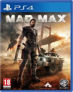 PS4 Mad Max - £19 - Tesco - Ryde, Isle of Wight