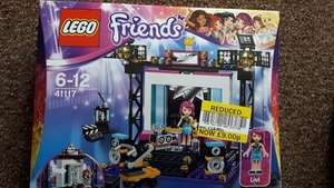 Lego Friends 41117 Livi's Pop Star TV Studio - £9 - Tesco - Ryde, Isle of Wight