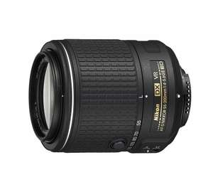 Nikon AF-S DX NIKKOR 55-200 mm VR II Lens @ Amazon