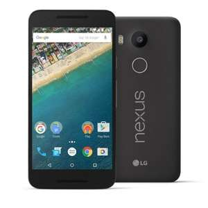 LG Google Nexus 5X 16GB 4G LTE SIM FREE/ UNLOCKED - Black, Free Delivery £168.99 with code. (With an additional £10 Quidco cashback for new customers) EGlobalCentral