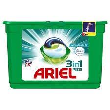 Ariel Fairy Bold 10 wash  powder  £1.99 @ premier stores