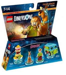 Lego Dimensions Scooby Doo Team Pack £16.48 @ Amazon