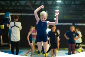 Free trampolining in Derby for 10 days