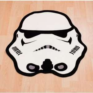 Star Wars Clone Wars Stormtrooper Shaped Rug now £7.73 with FREE Delivery @ Argos