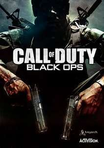 Call of Duty Black OPS  £4.11 with Code and MW3 £4.20 Steam Keys @ Gamesdeal