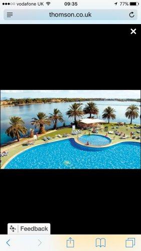 Last minute 7 nights Alcudia, Majorca.. Inc flights, apartment & transfers!!! £160 each (based on 2 people) @ Thomson - £321