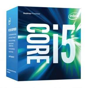 Intel Core Skylake Processor i5-6500/3.2 GHz (Turbo Boost 3.6 GHz - 4 Core 6Mo Cache Socket 1151 - £152.99 @ Amazon (Sold by S70PKR.)