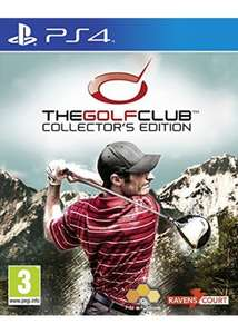 [PS4] The Golf Club Collector's Edition  - £9.99 - Base