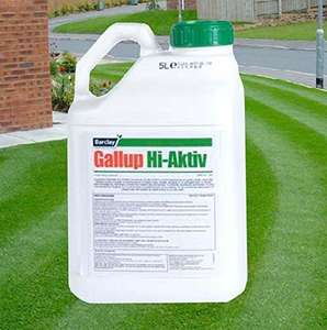 Japanese Knotweed (and almost all other weeds) killer: Gallup Hi-Aktiv Glyphosate Weedkiller 490 g/l  5 Litres (dilutes to 250 litres) £32.75 Amazon (Sold by Soil Fertility Solutions)
