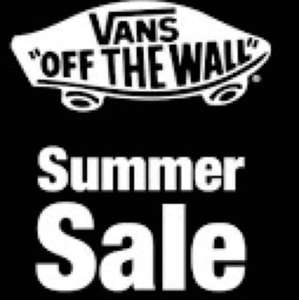 Vans Sale - Up to 50% off Prices start at £2 (for laces) and free delivery & Returns!
