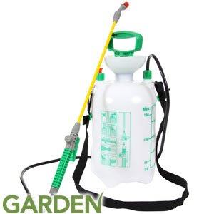 Garden Sprayer 5L £5.99 @ Home Bargains