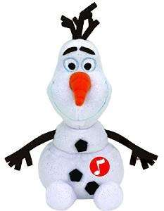 Ty beanie baby musical olaf from frozen only £2 prime / £5.99 non prime @ Amazon
