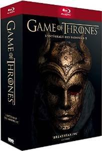 Game of Thrones Seasons 1 - 5 [Blu-ray 23 Discs] £50.69 @ Amazon.fr