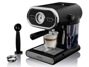 Silvercrest Espresso Machine with 3yr Warranty £49.99 from 16th June @ Lidl