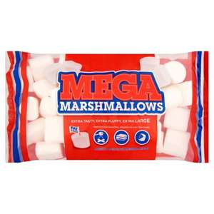 mega marshmallows fat free 700g £2 @ tesco