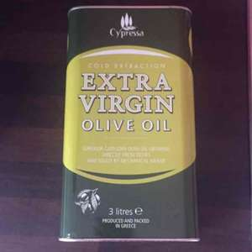 Extra Virgin Olive Oil 3 litres £10 in Asda