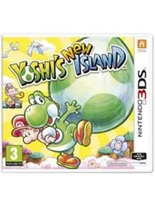 [ORIGINAL] Yoshi's Island 3DS £12.85 delivered @ SimplyGames (not the tacky Selects)
