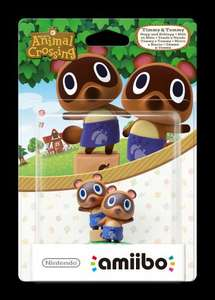 Timmy & Tommy Nook Amiibo £8.50 delivered @ Coolshop (Animal Crossing)