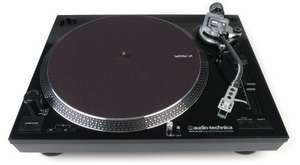 Audio Technica LP-120bk USBHS10 £179.95 inc VAT @ Costco Coventry