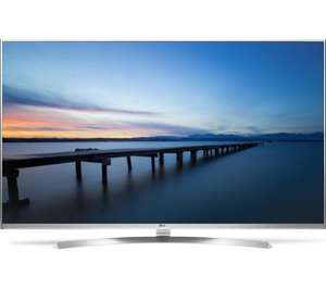 "LG uh850v 49"" HDR 4k 5 year garentee 40w speakers. £978.11 with discount code STARTING 11. Possible £965.20 with topcashback @ Currys"