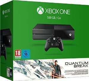 Xbox One 500GB With Quantum Break + Alan Wake (Or Forza 6) £212.08 @ Amazon Germany