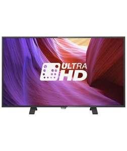 Philips 49PUT4900 49 Inch 4K Ultra HD Freeview HD TV £329.99 @ Argos