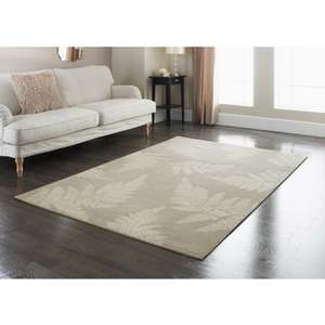 Selected Rugs Half Price At B M Now 34 99