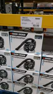 Black & Decker Dustbuster Flexi 18V £59.98 @ Costco
