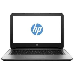 "HP 14-AC108NA 14"" Celeron 2GB/500GB Windows 10 Black Laptop £179 @ TescoDirect"