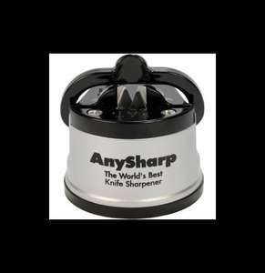 Anysharp Knife Sharpener £6 @ Asda