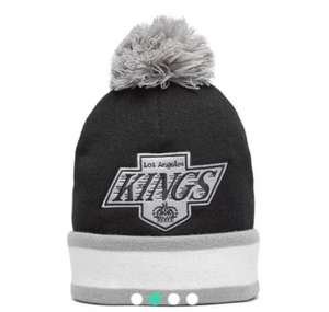 Official NHL LA Kings Mitchell & Ness bobble hat JD Sports was £20.00 now Just  £1 plus Click & Collect available.