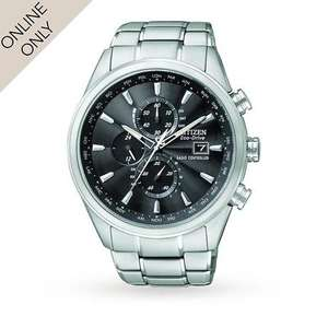 Citizen Eco Drive Atomic Chronograph £200 @ Goldsmiths