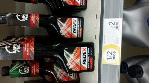 Redex diesel cleaner £2 @ Wilko