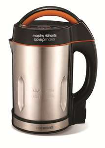 Morphy Richards 48822 Soupmaker - Stainless Steel £30 @ Tesco