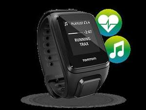 Tomtom Spark Cardio + Music for £149.99 (normally £189.99) @ Tomtom