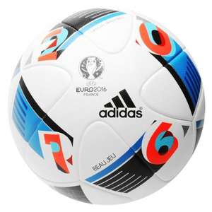 Adidas EURO 2016 Official Match Football £55 + £5 postage @ Soccerscene.co.uk