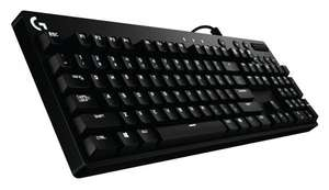 Logitech G610 Orion Brown Backlit Mechanical Gaming Keyboard £69.99 down from £104.99 (Amazon.co.uk)