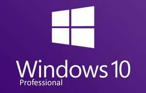 Windows 10 (Professional) £9.95 / Windows 8 (Professional) £7.10 (OEM) @ Opium Pulses