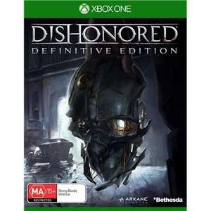 Dishonored: The Definitive Edition (Xbox One) £10 Amazon Prime Exclusive