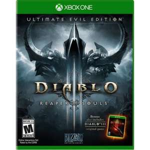 [Xbox One] Diablo III Ultimate Evil Edition -  £13.85 - Simply Games