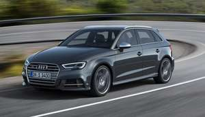 Audi S3 5dr - 2 year personal lease 263.99pm , 2375.89 deposit + 240 fee £8687.66 @ select car leasing